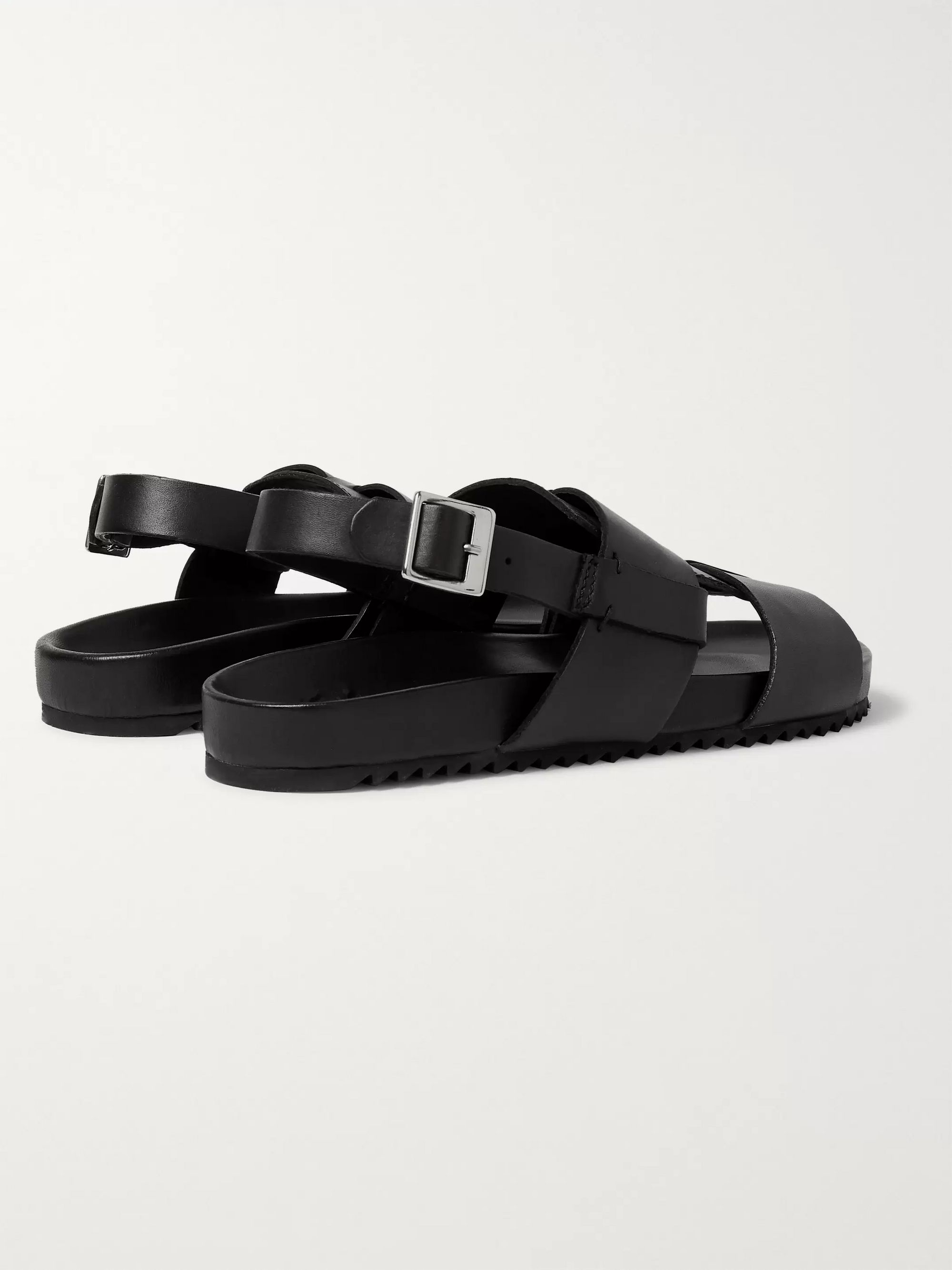 Grenson Wiley Leather Sandals