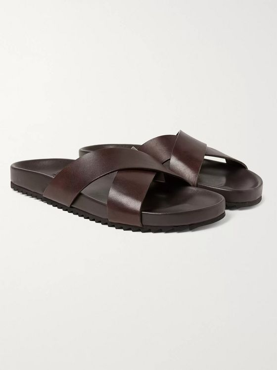 Grenson Leather Sandals