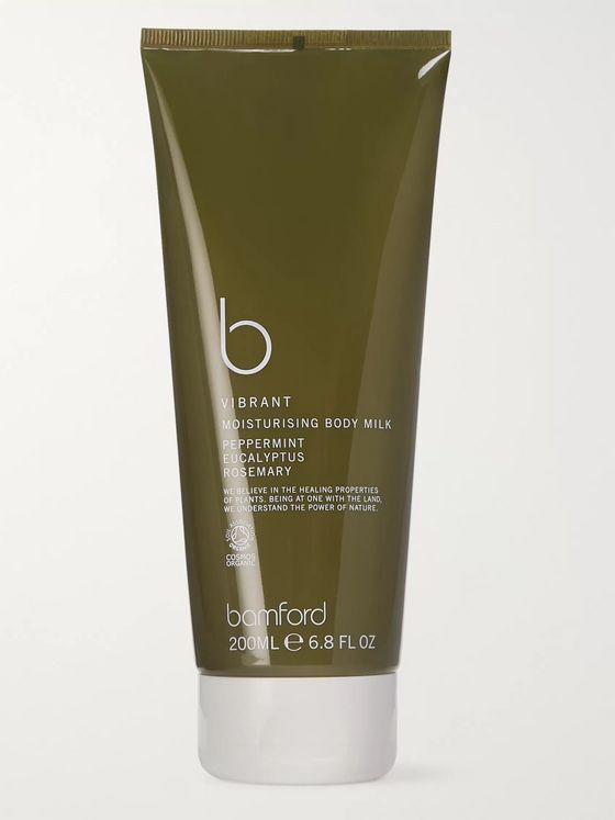 Bamford Grooming Department B Vibrant Moisturising Body Milk, 200ml
