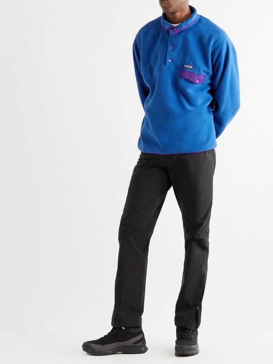 Patagonia Snap-T Synchilla Fleece Sweatshirt
