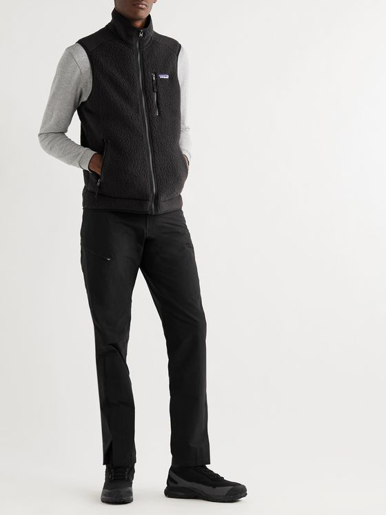 Patagonia Retro Pile Slim-Fit Polartec Fleece Gilet