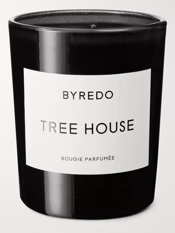 BYREDO Tree House Scented Candle, 70g