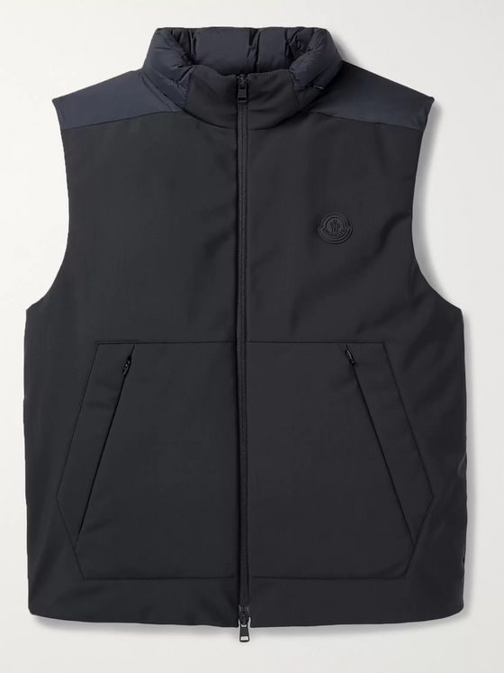 Moncler Causes Shell Down Gilet