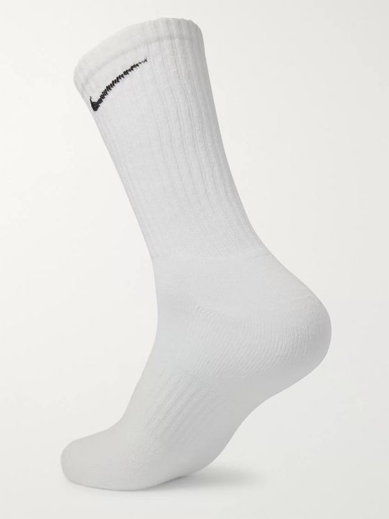 Nike Three-Pack Everyday Cushioned Dri-FIT Socks