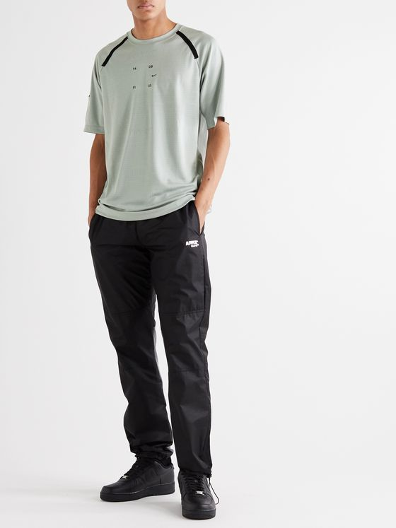 Nike Tech Pack Perforated Stretch-Jersey T-Shirt