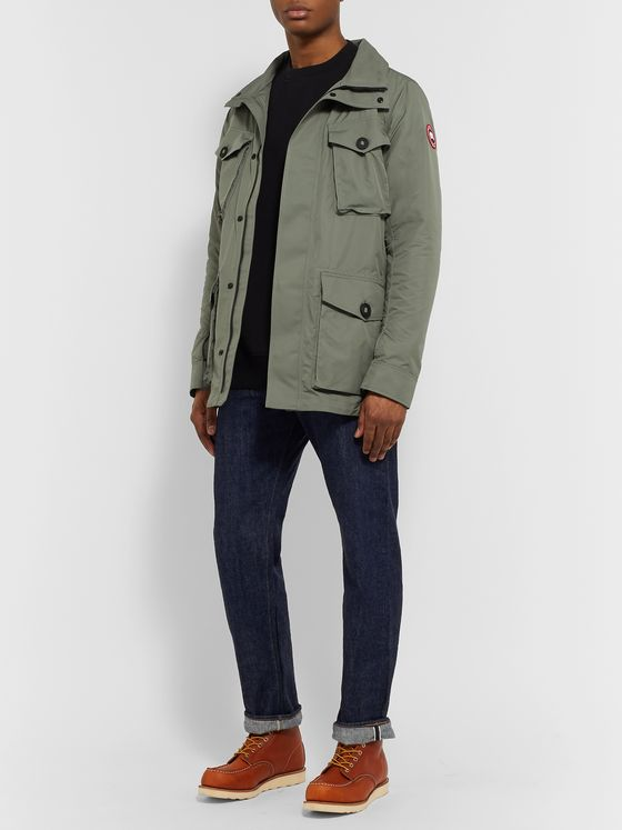 CANADA GOOSE Stanhope Dura-Force Light Field Jacket