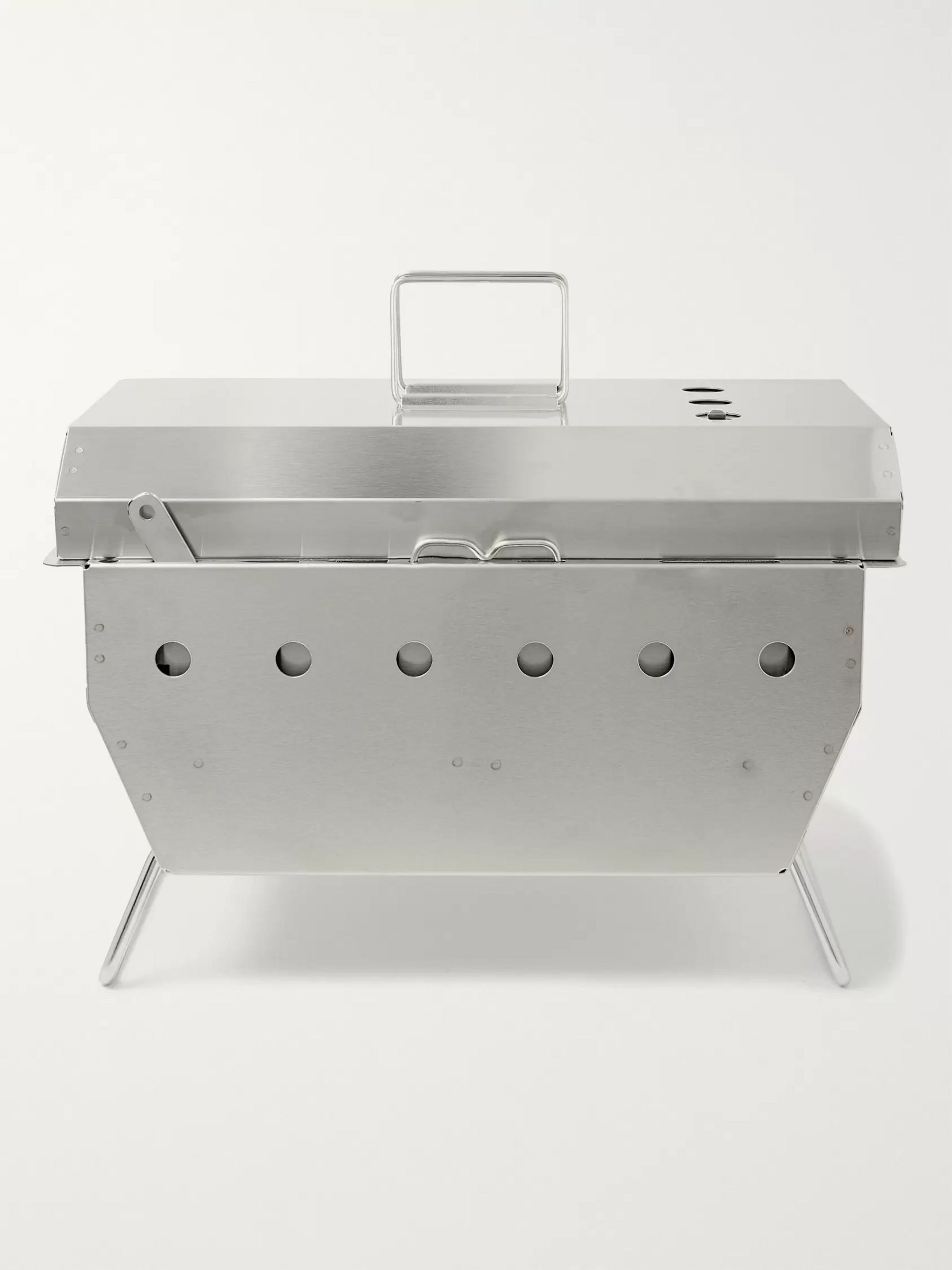 Snow Peak Stainless Steel BBQ Box
