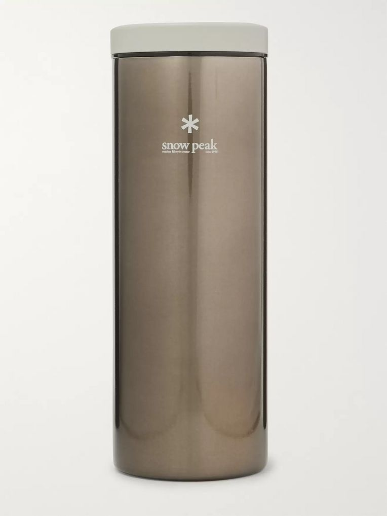 Snow Peak Kanpai Stainless Steel Bottle