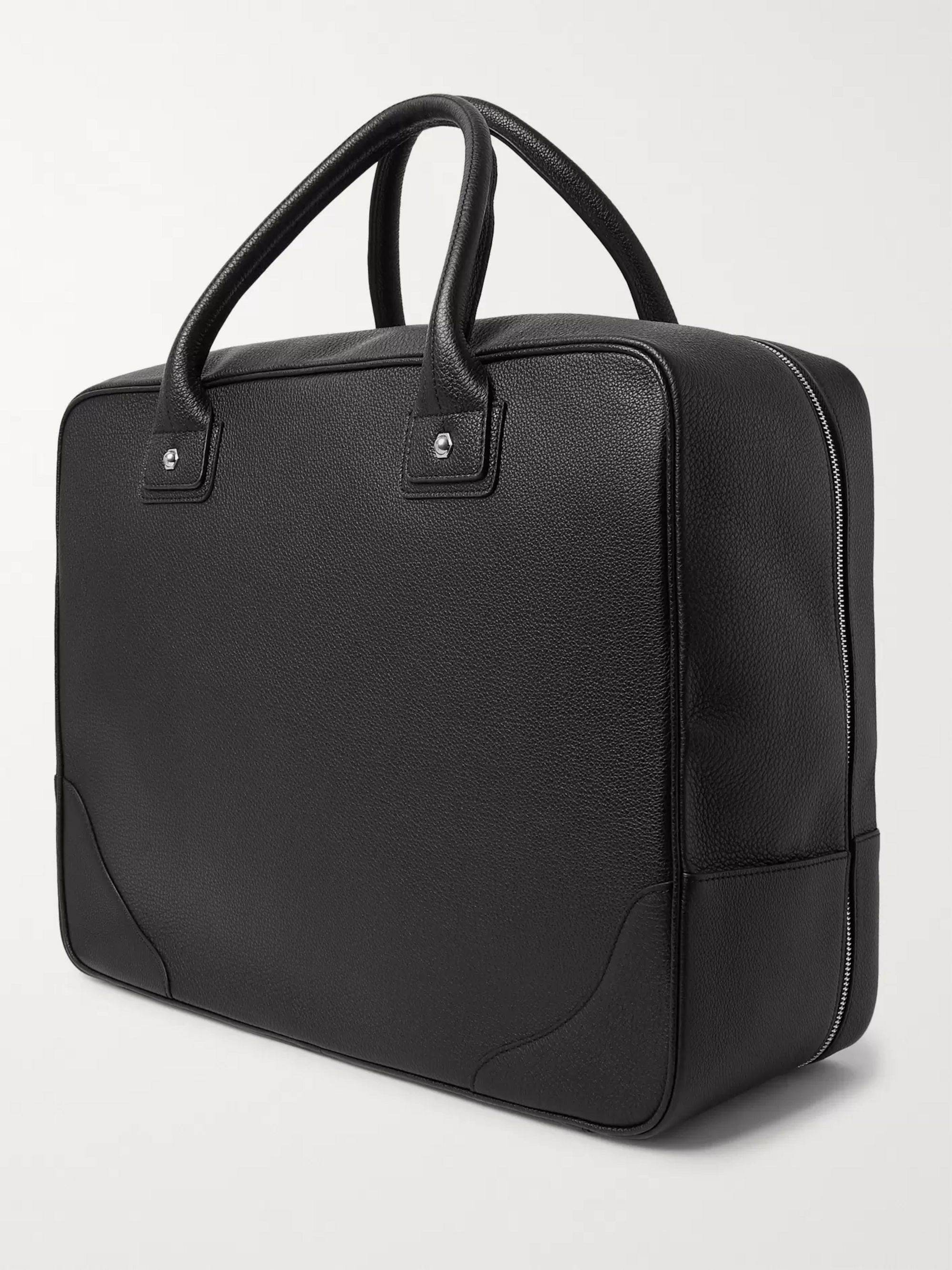 Connolly Full-Grain 24 Hour Holdall