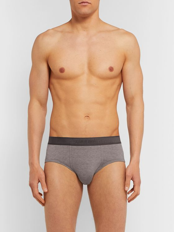 Zimmerli Stretch Modal-Blend Briefs