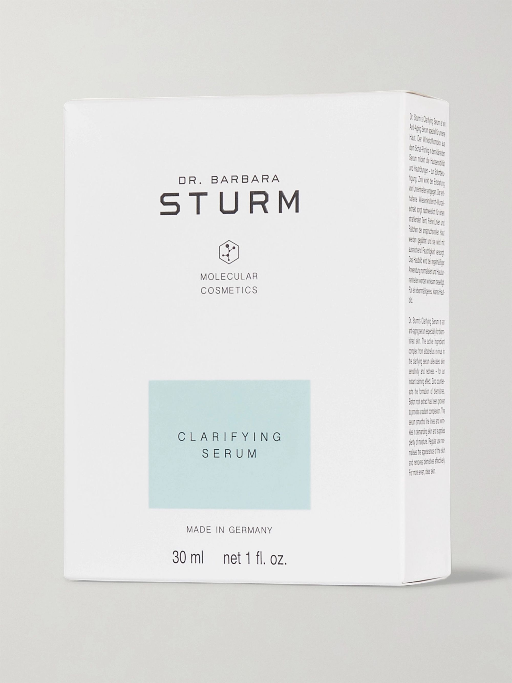 DR. BARBARA STURM Clarifying Serum, 30ml