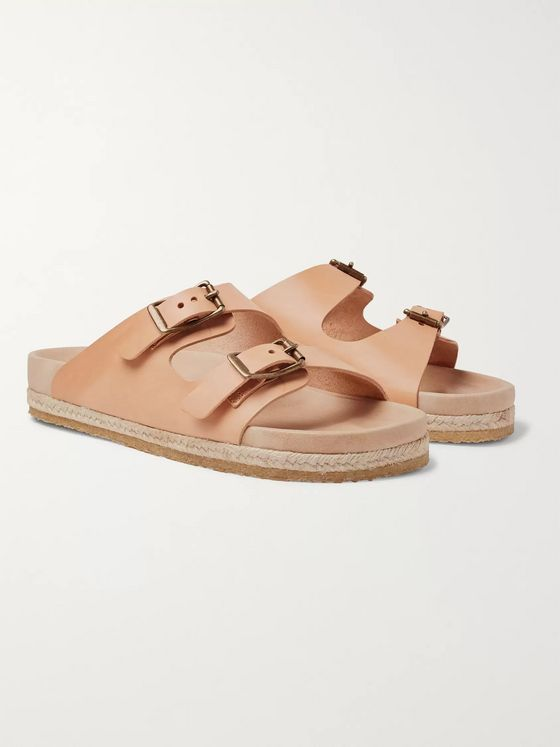 Yuketen Arizonian Leather Sandals