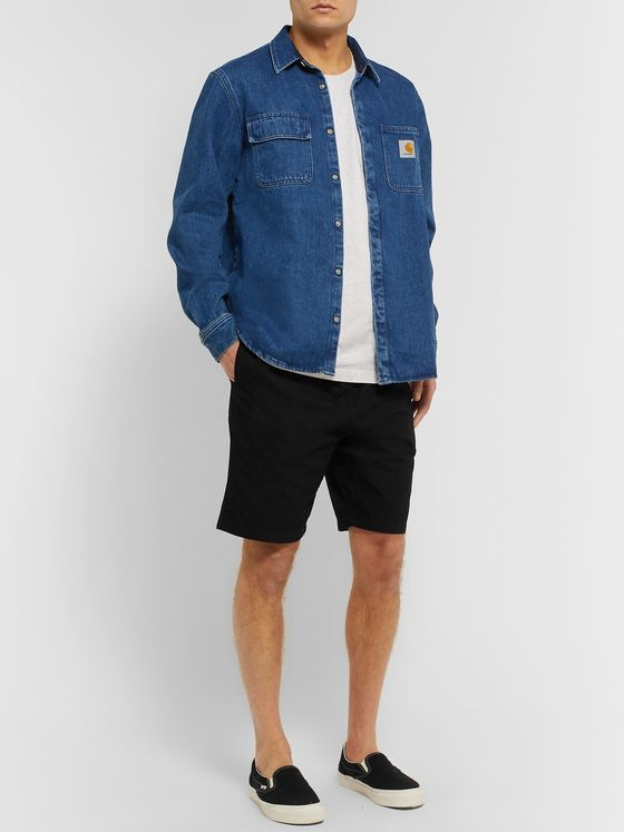 Carhartt WIP Cotton-Blend Ripstop Shorts