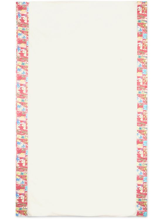 Onia Tilden Printed Cotton-Terry Beach Towel