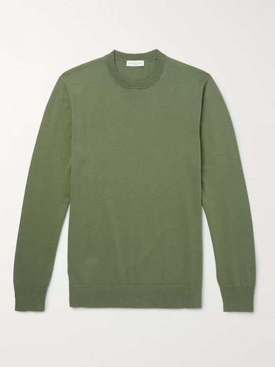 Richard James Cotton Sweater