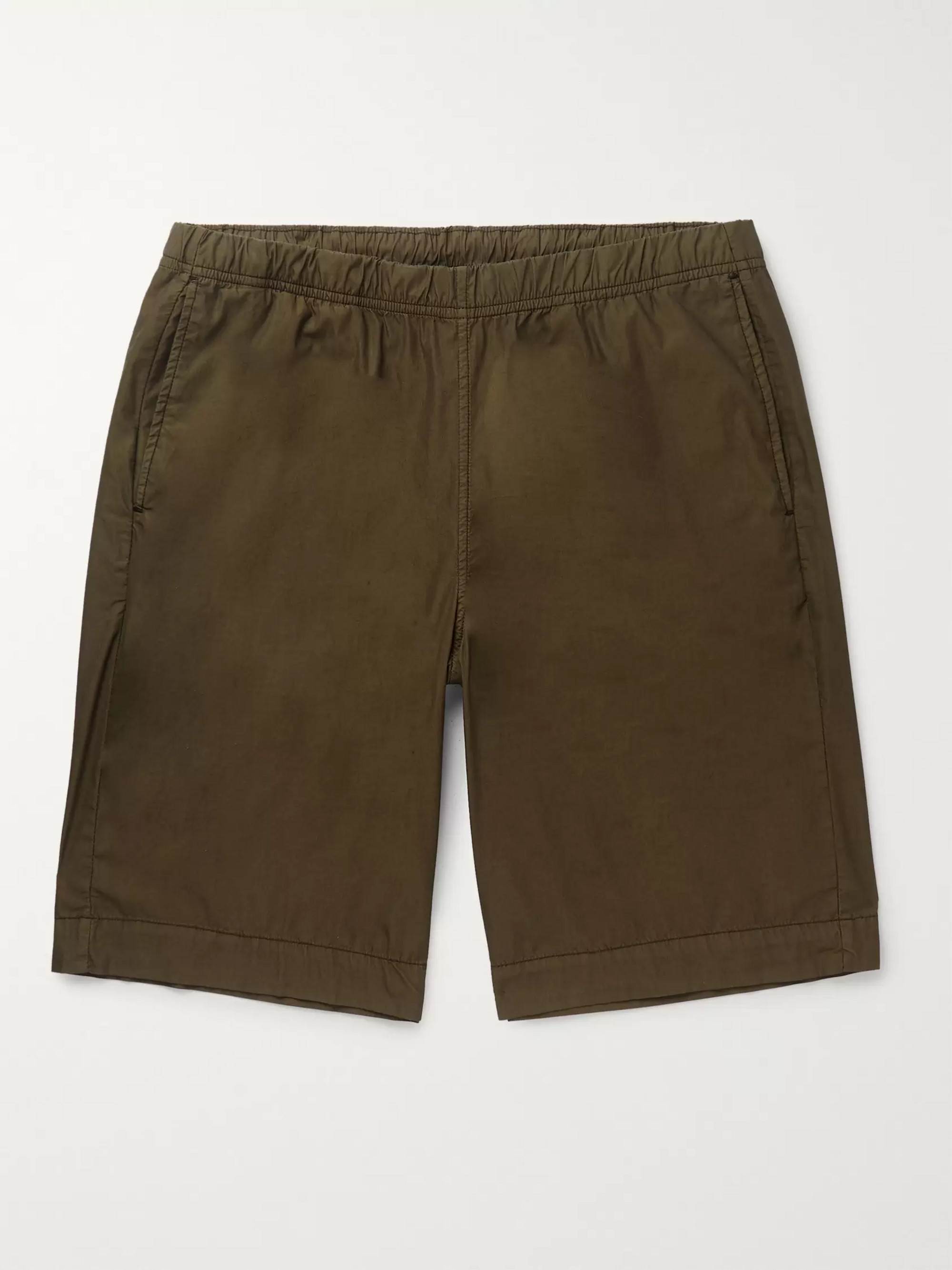 PS Paul Smith Cotton-Blend Drawstring Shorts