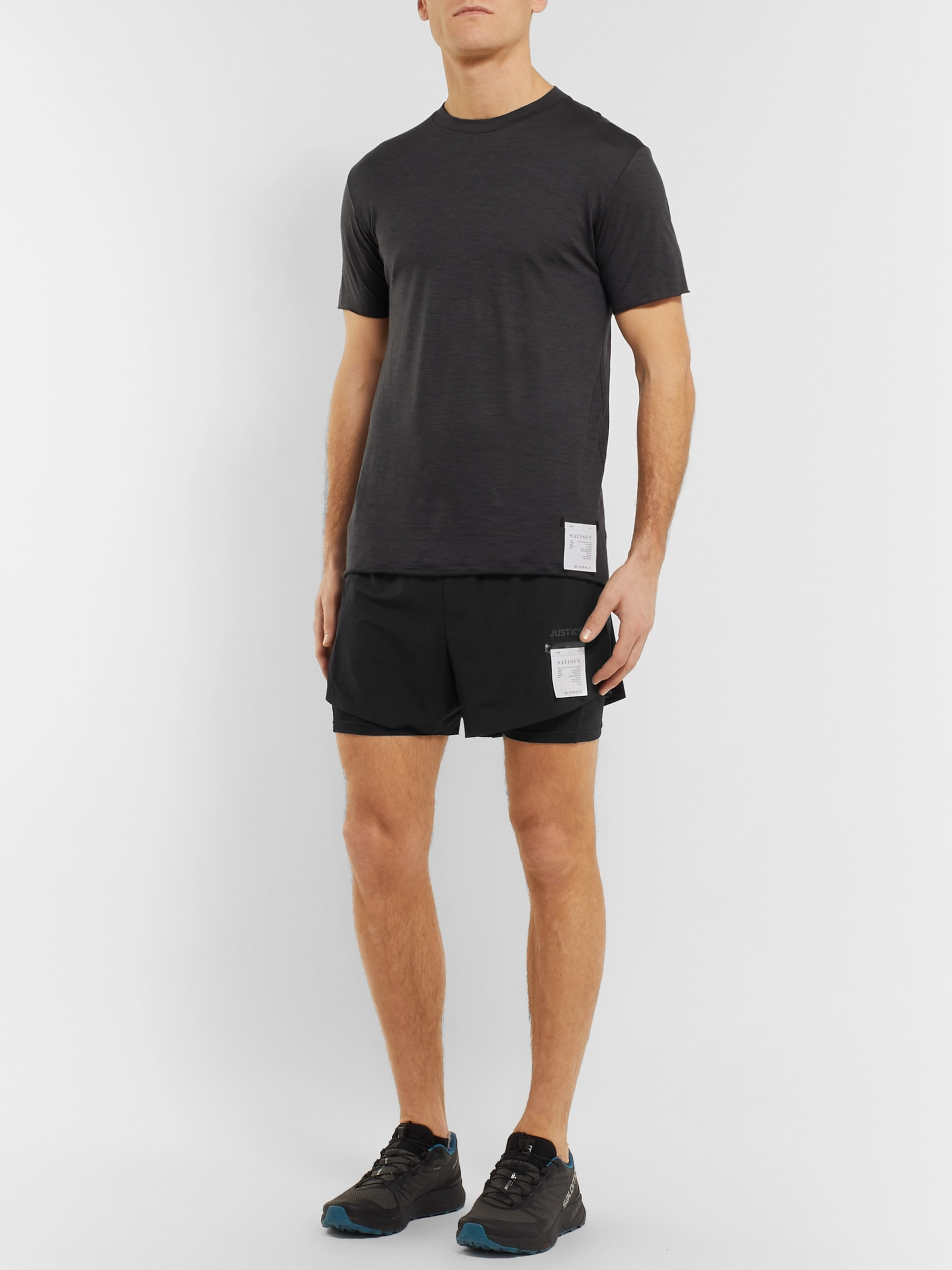 Satisfy Justice Running Shorts