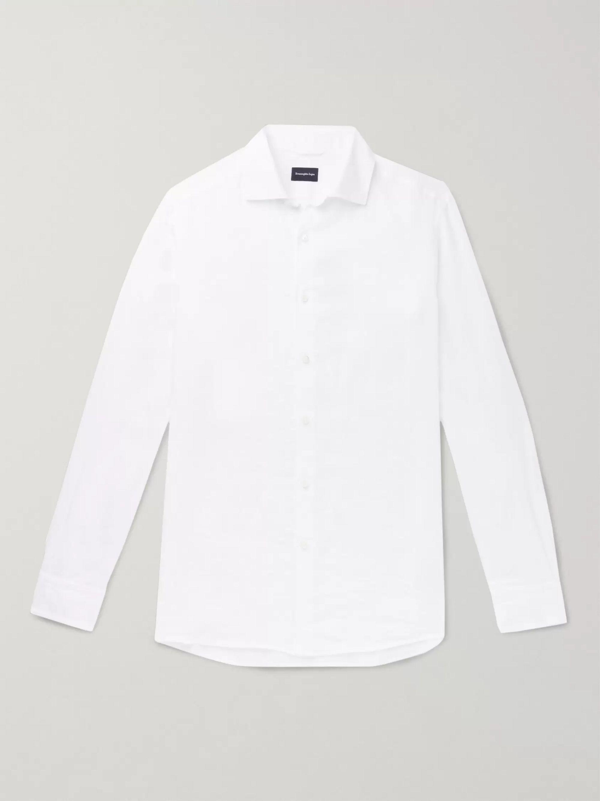 bb03b17337 Linen Shirt