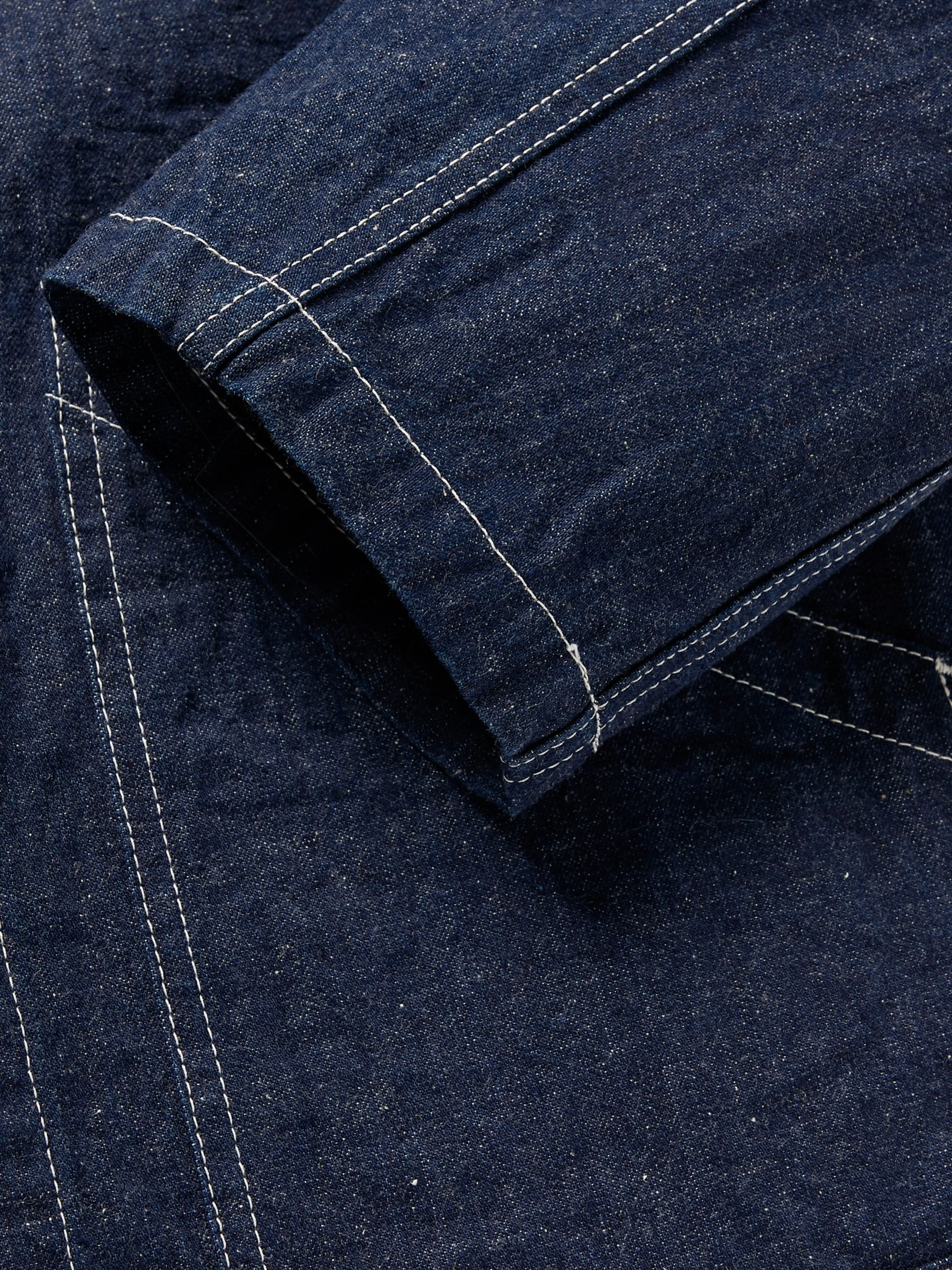 Chimala Selvedge Denim Engineer Jacket