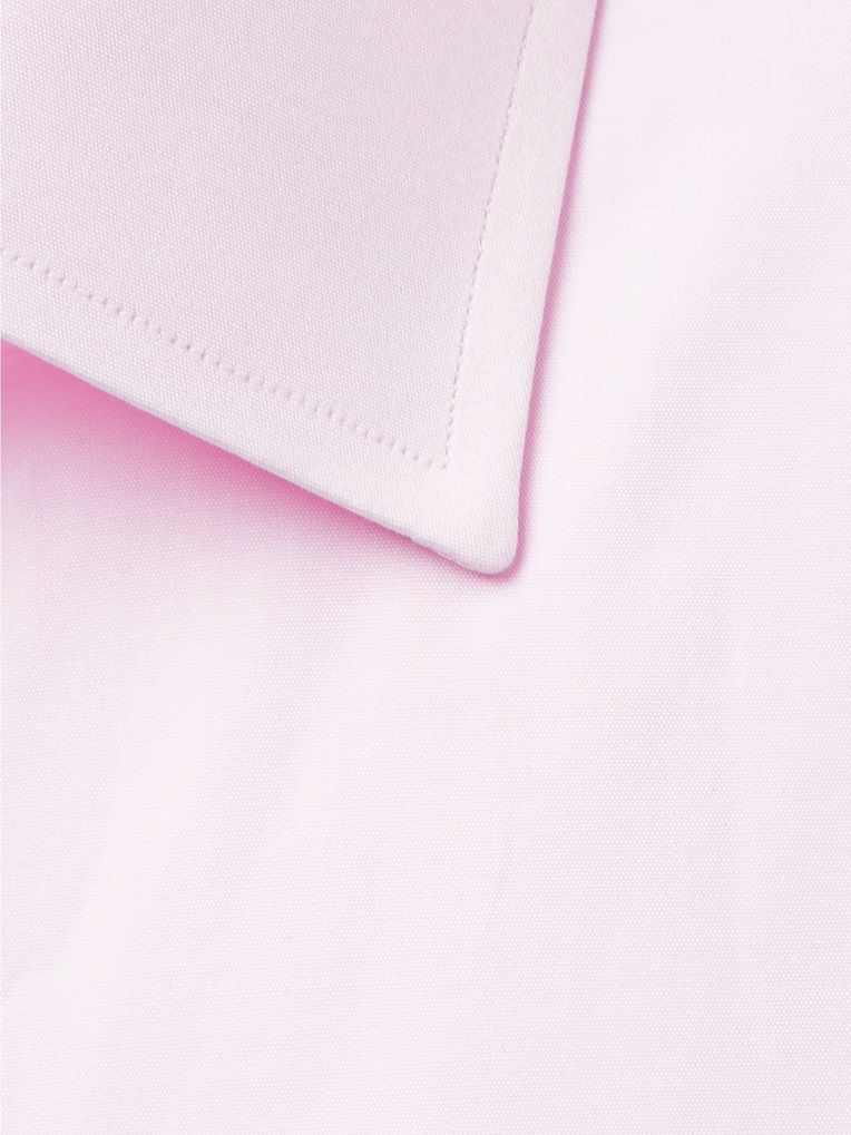 TOM FORD Light-Pink Slim-Fit Cotton-Poplin Shirt