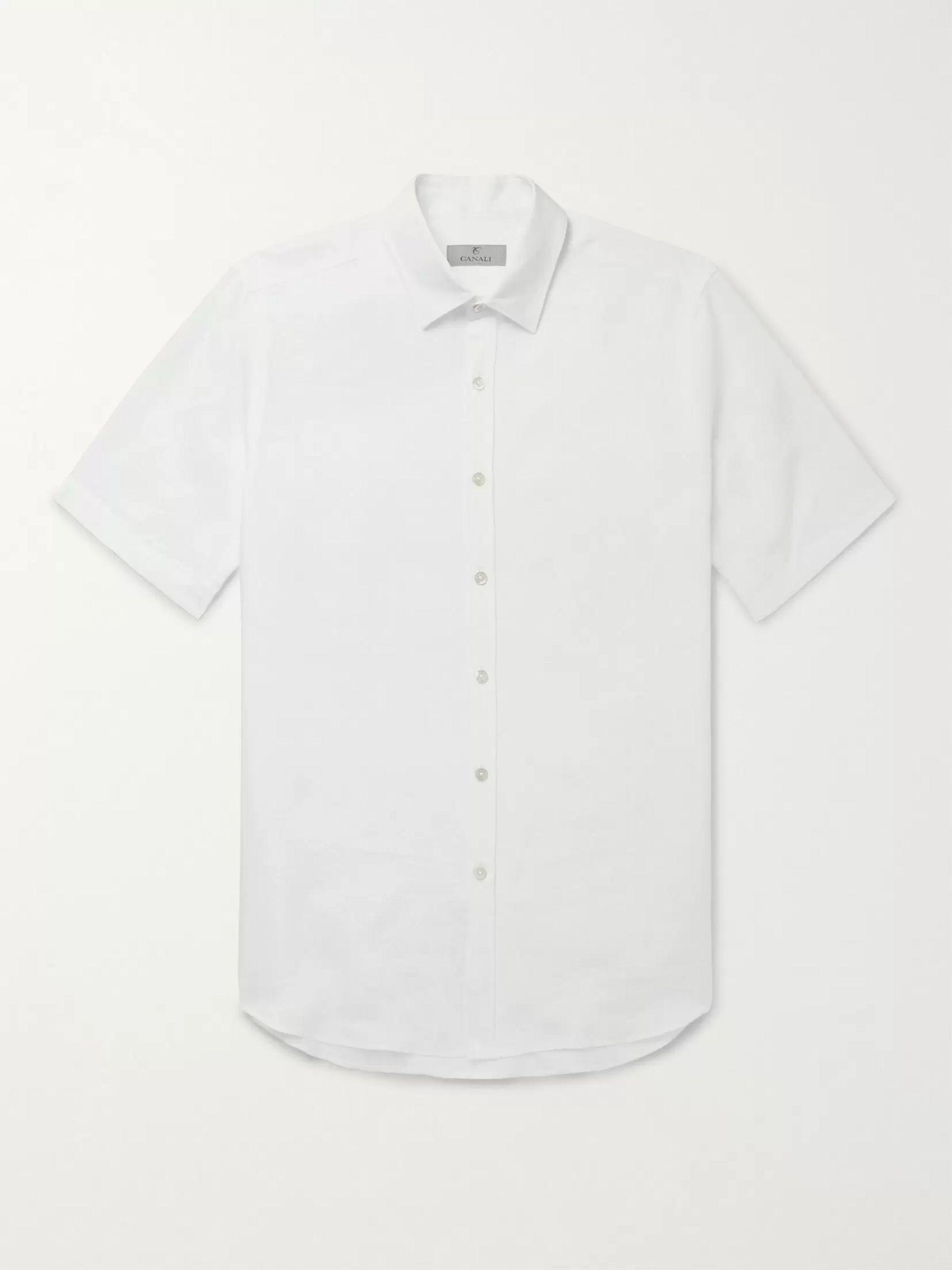 Linen Shirt by Canali