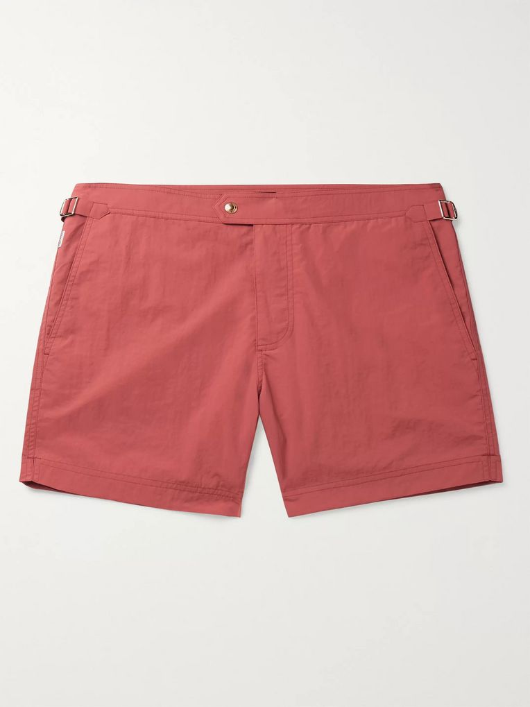 TOM FORD Slim-Fit Short-Length Swim Shorts