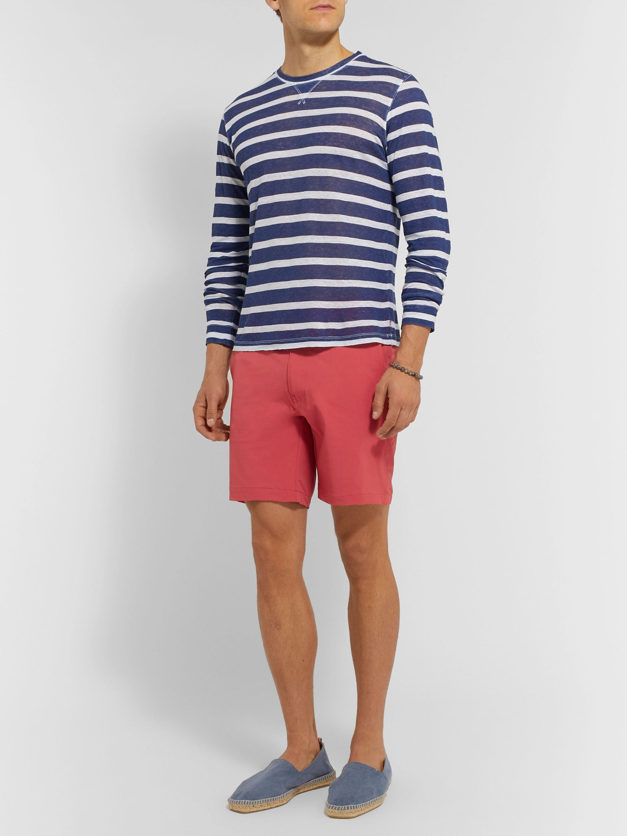 Onia Calder Mid-Length Swim Shorts