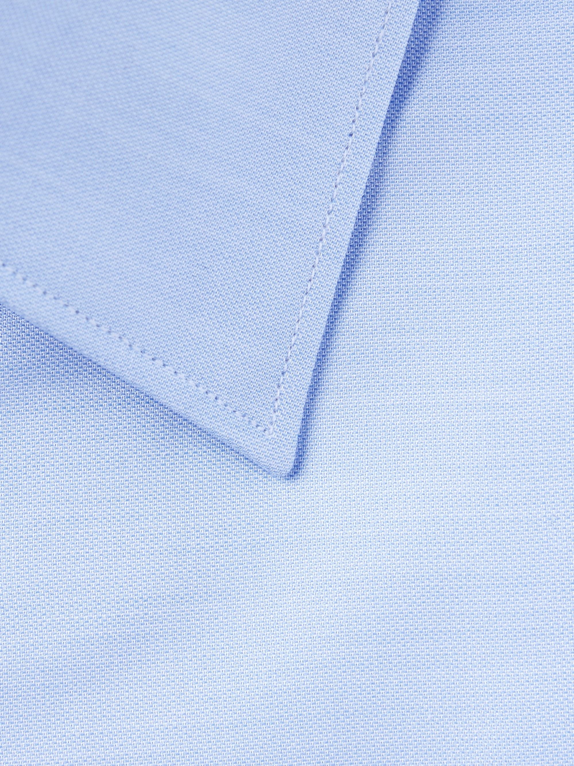 Ermenegildo Zegna Light-Blue Slim-Fit Cotton Shirt