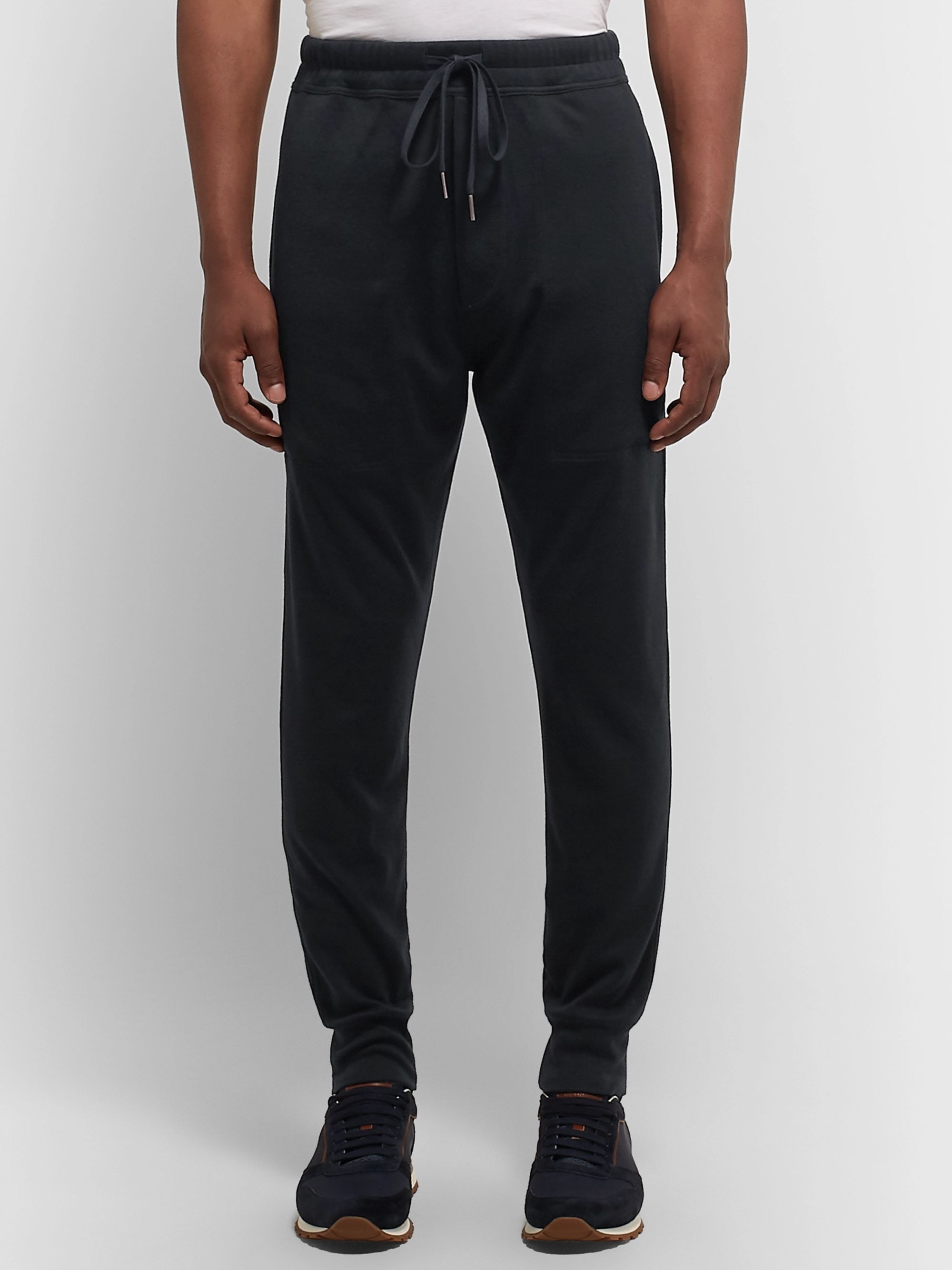 TOM FORD Tapered Cashmere Sweatpants