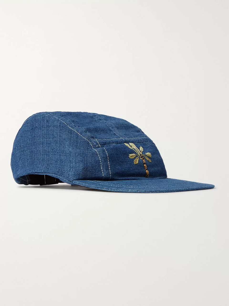 Story Mfg. Embroidered Organic Cotton Baseball Cap