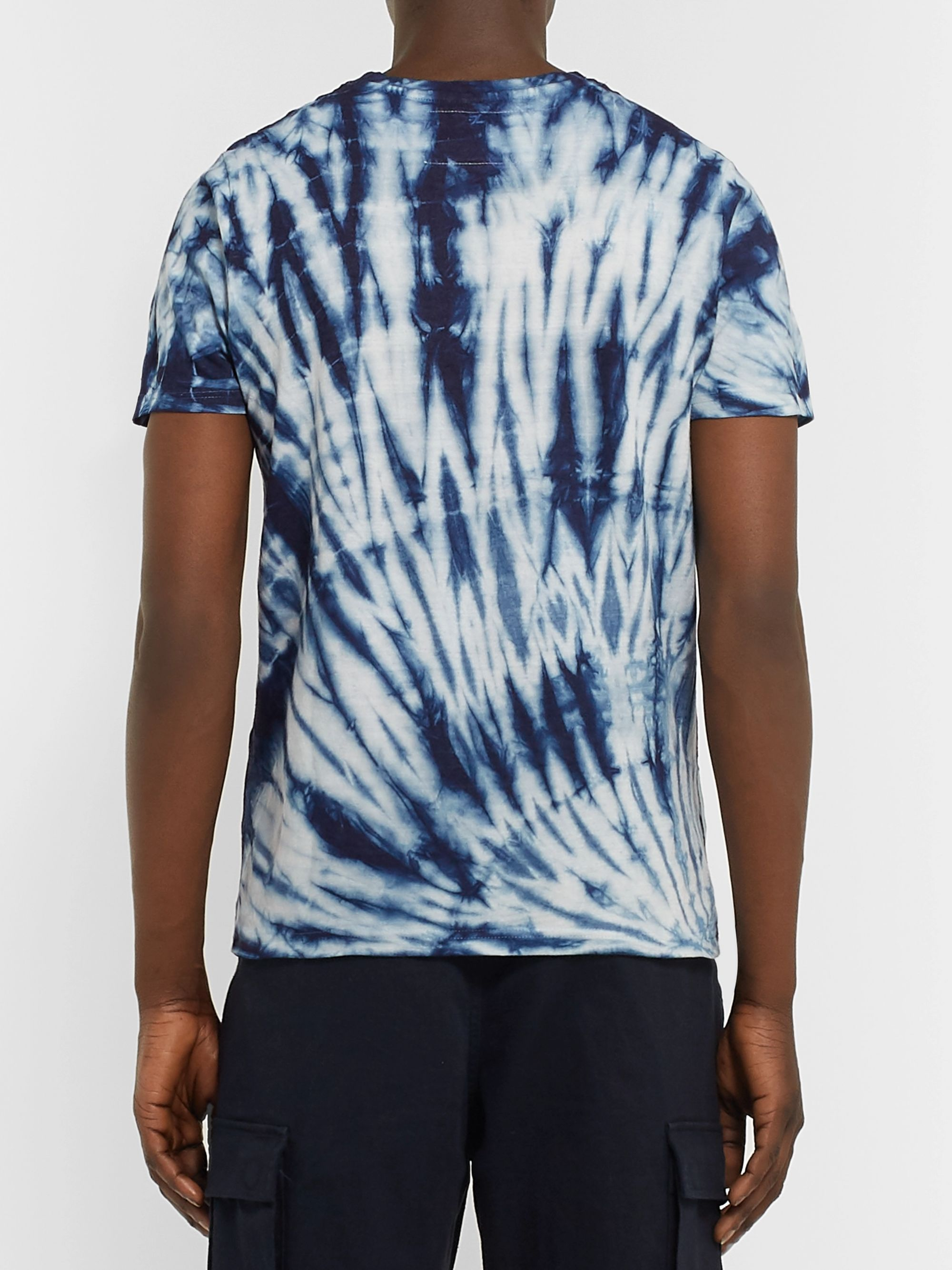 Story Mfg. Tie-Dyed Cotton-Jersey T-Shirt