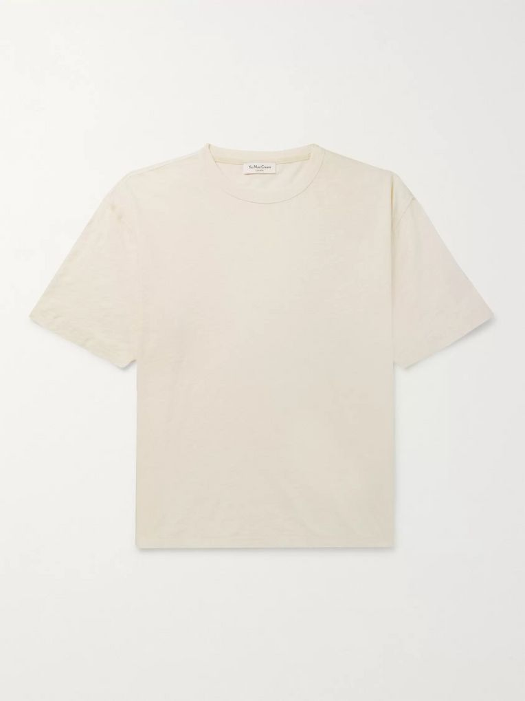 YMC Oversized Slub Cotton T-Shirt