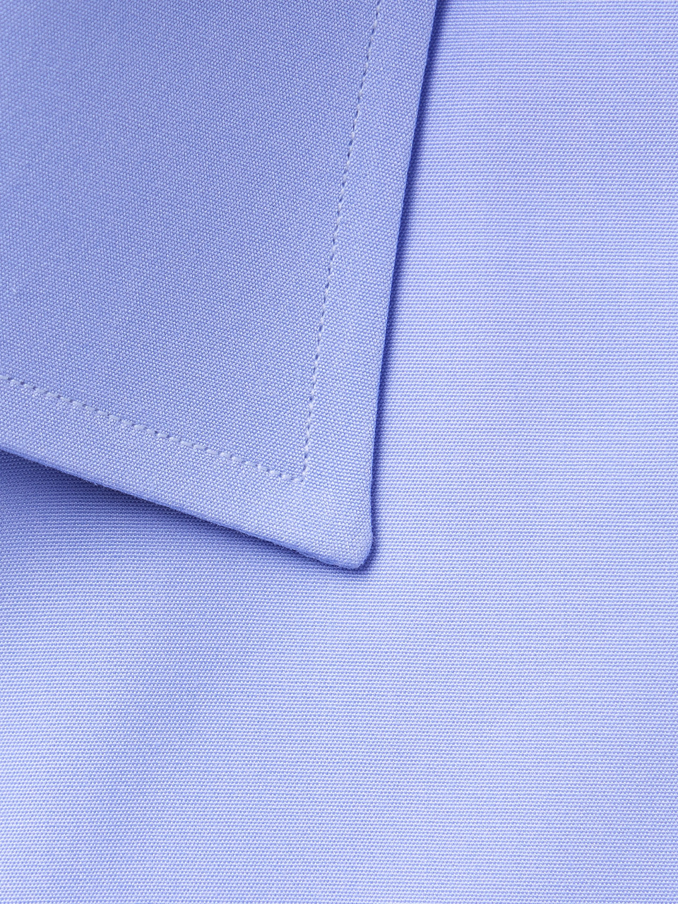 TOM FORD Blue Slim-Fit Cotton-Poplin Shirt