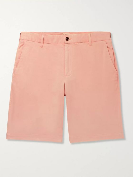 Faherty Stretch-Cotton Shorts