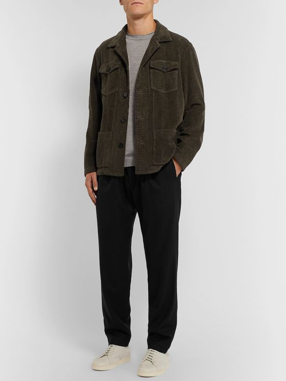 Altea Cotton-Corduroy Jacket