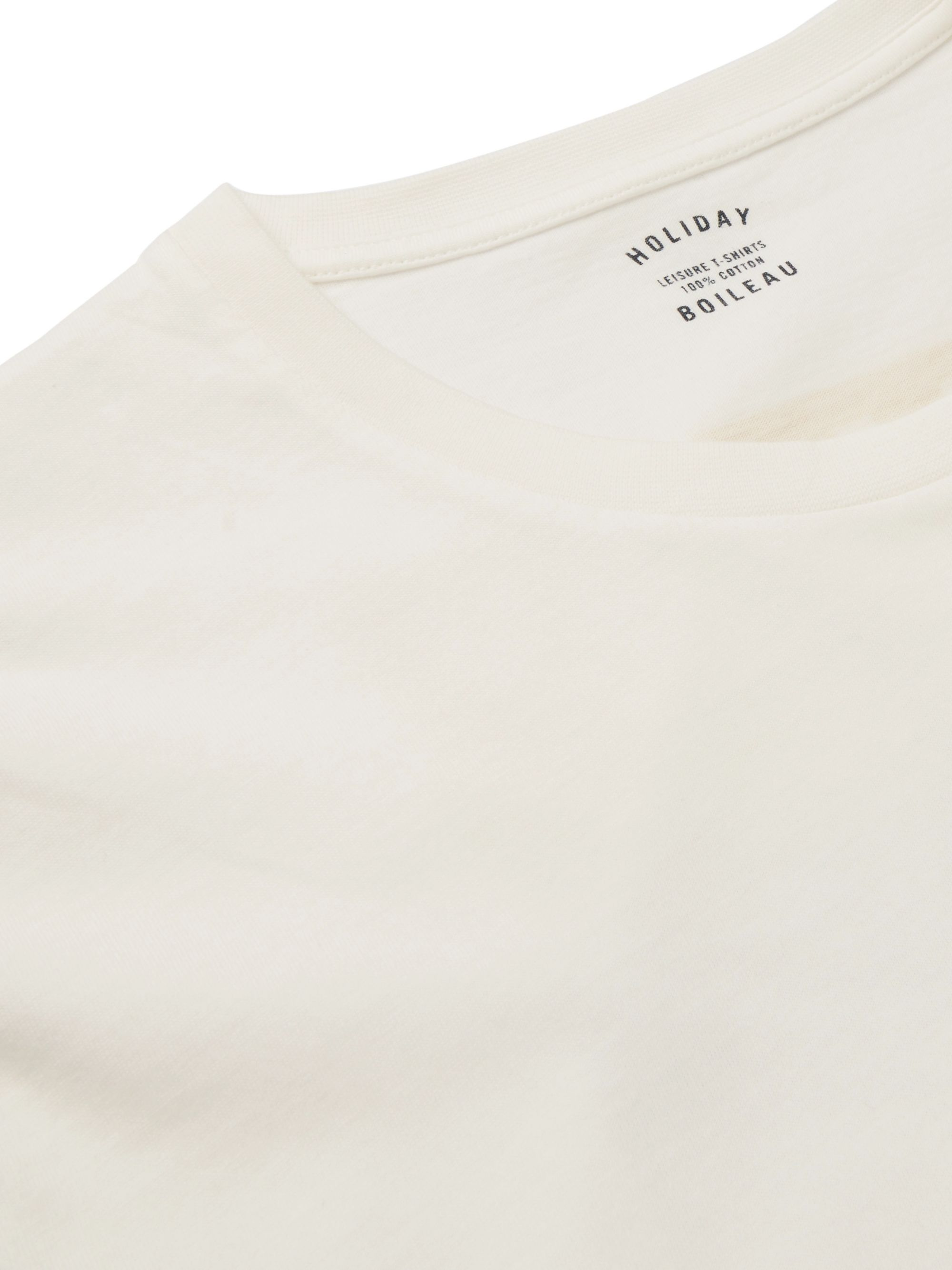 Holiday Boileau Printed Cotton-Jersey T-shirt