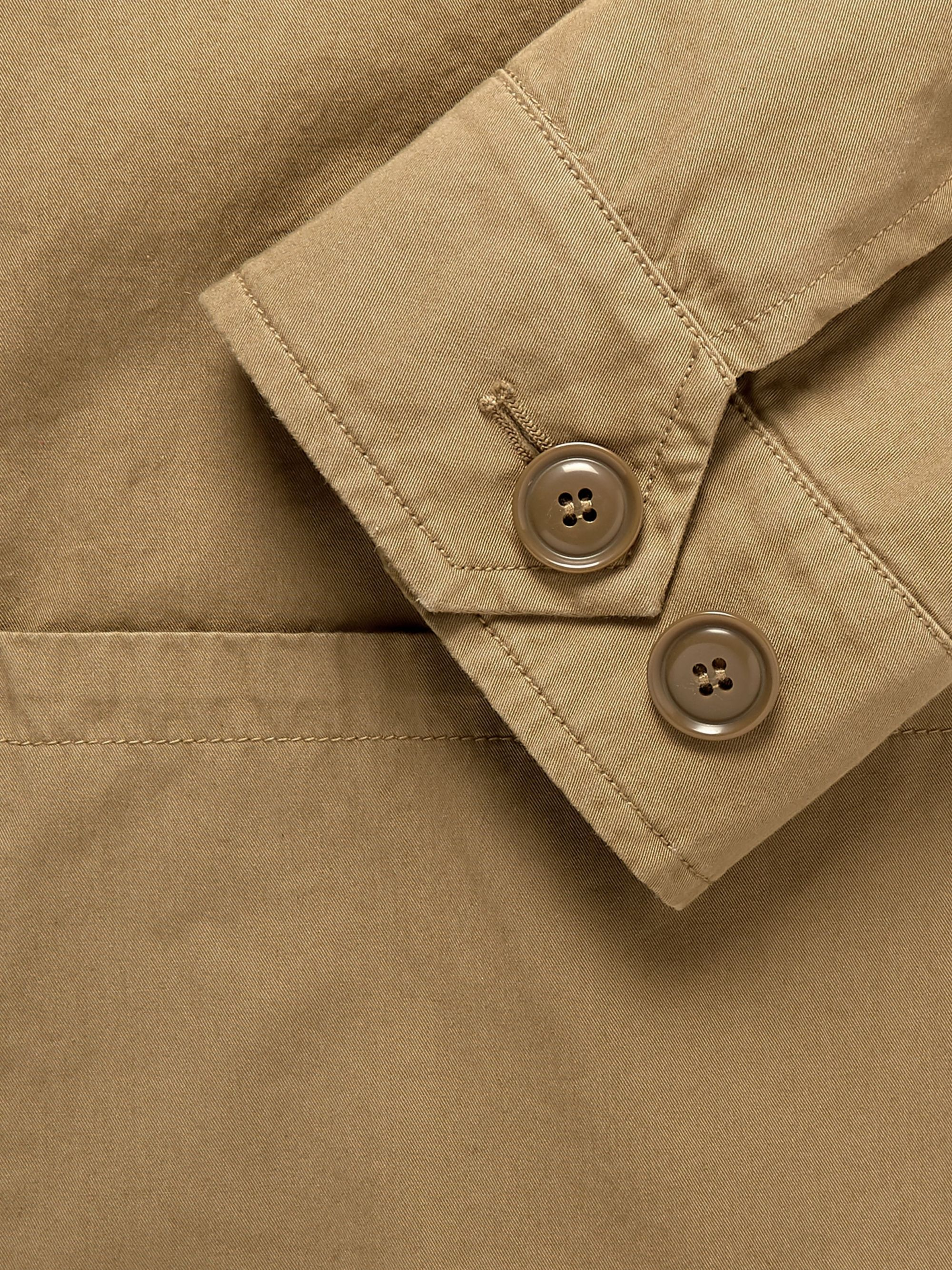 Aspesi Garment-Dyed Cotton-Twill Shirt Jacket