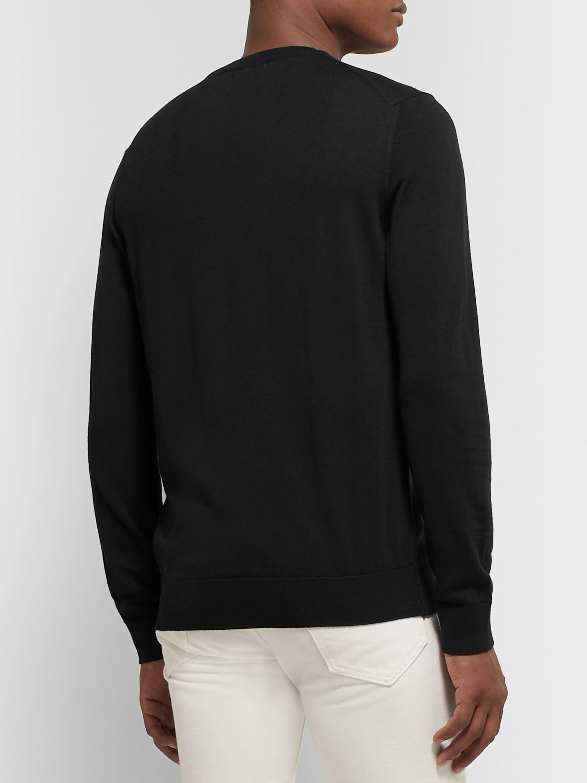 NN07 Ted Merino Wool Sweater