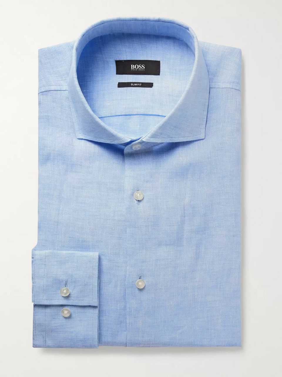 70496f6954f8ca Linen Shirts for Men | Designer Menswear | MR PORTER