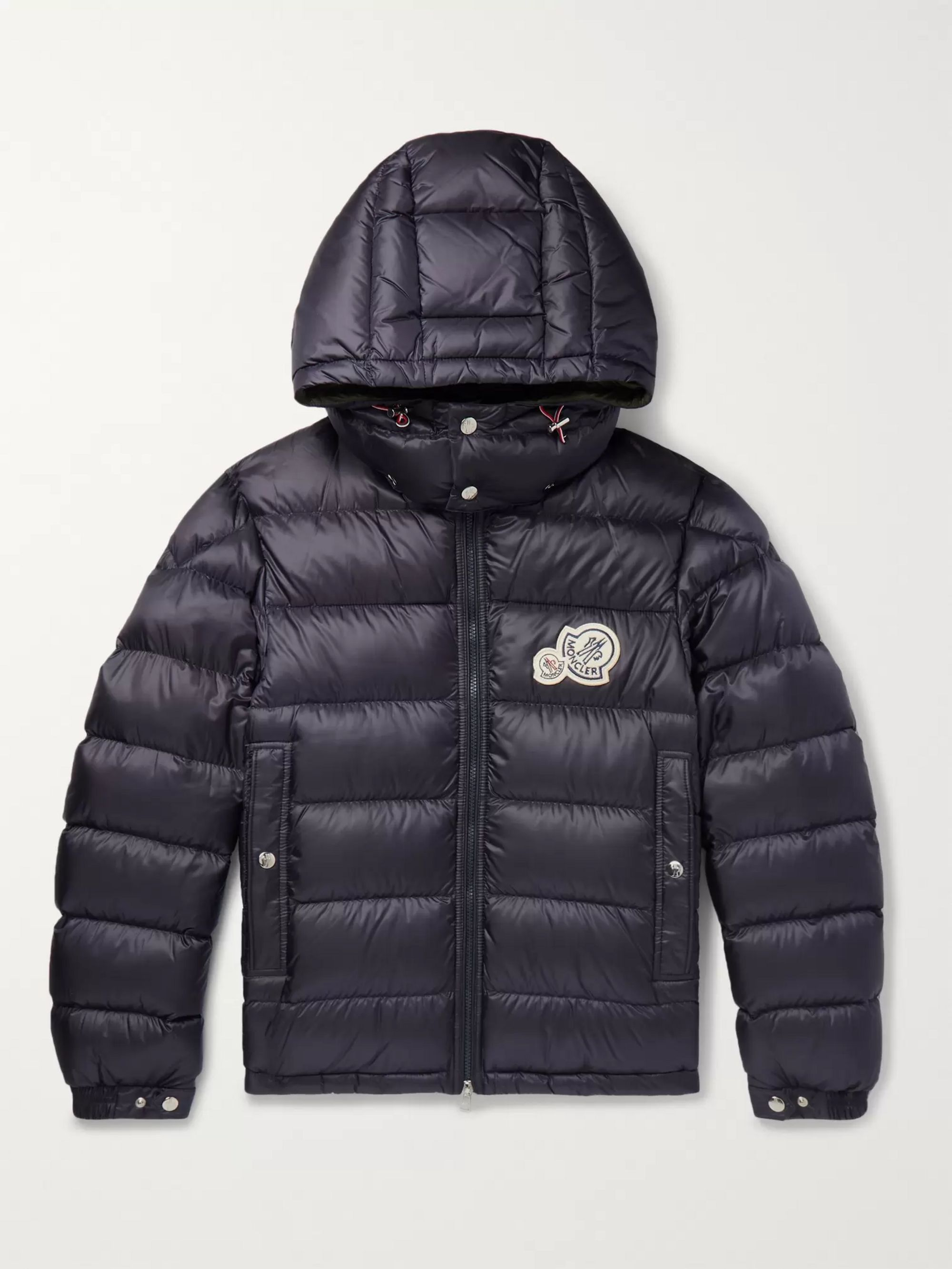 80d037b13 Bramant Quilted Shell Hooded Down Jacket