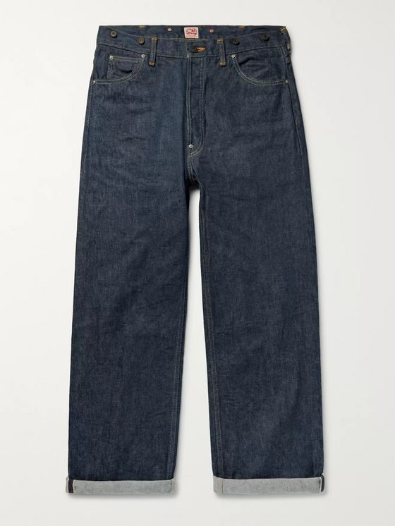 Chimala Selvedge Denim Jeans