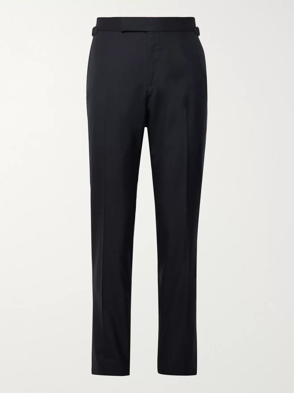 TOM FORD Navy O'Connor Slim-Fit Wool Suit Trousers