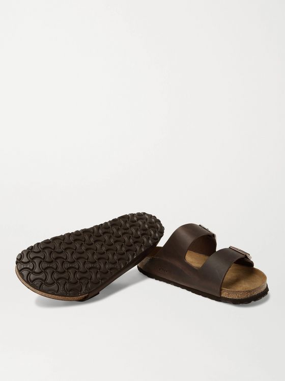 Birkenstock Arizona Oiled-Nubuck Sandals