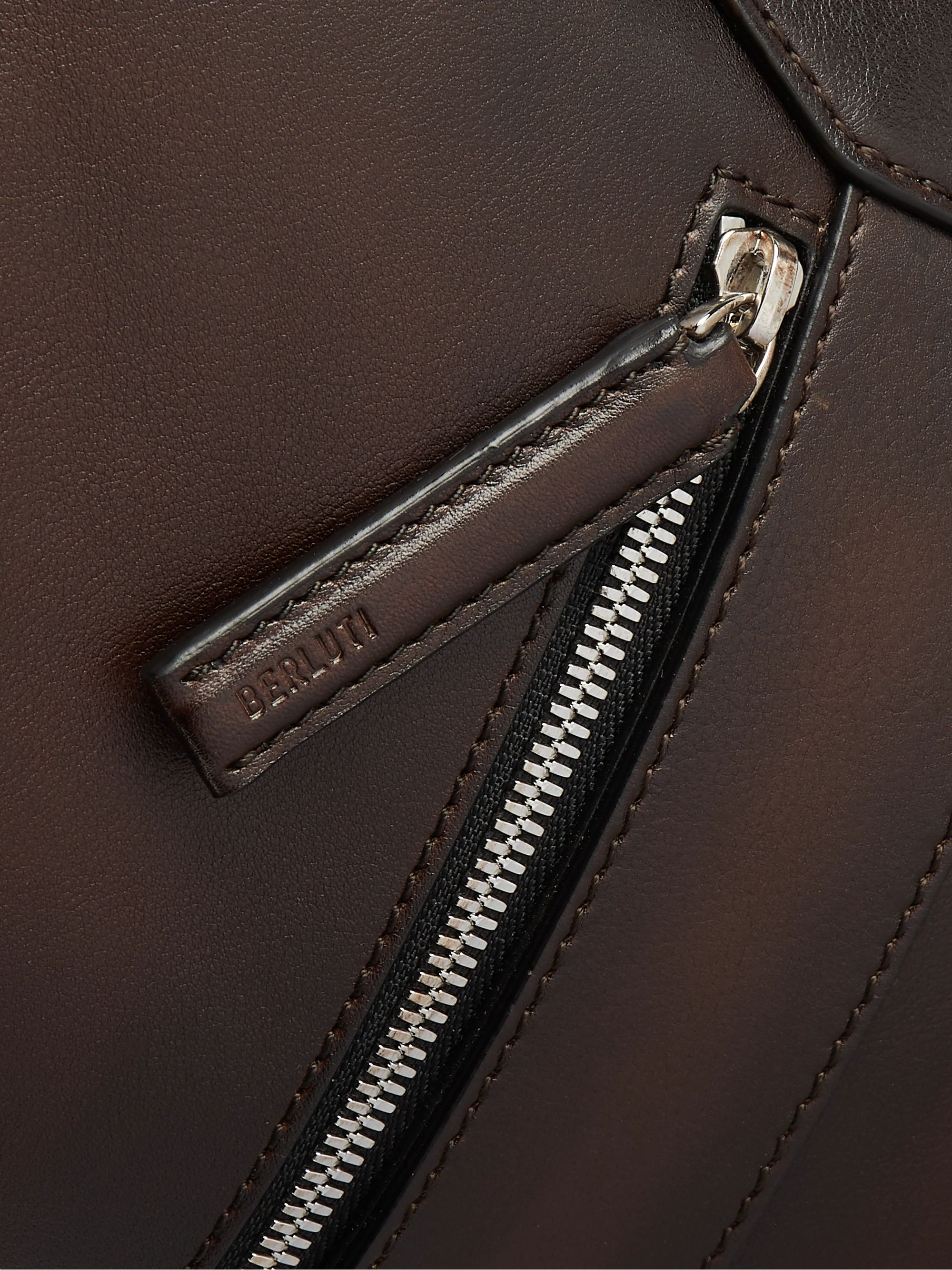 Berluti Eclipse Leather Holdall