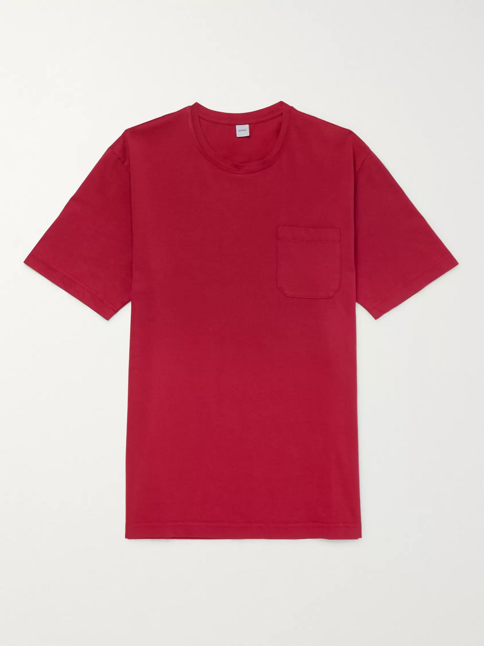 Aspesi Cotton-Jersey T-Shirt