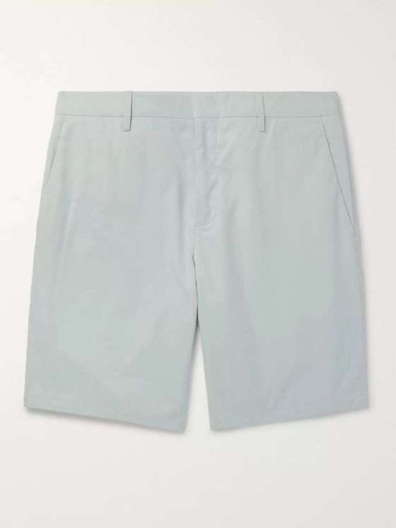 Paul Smith Slim-Fit Cotton Shorts