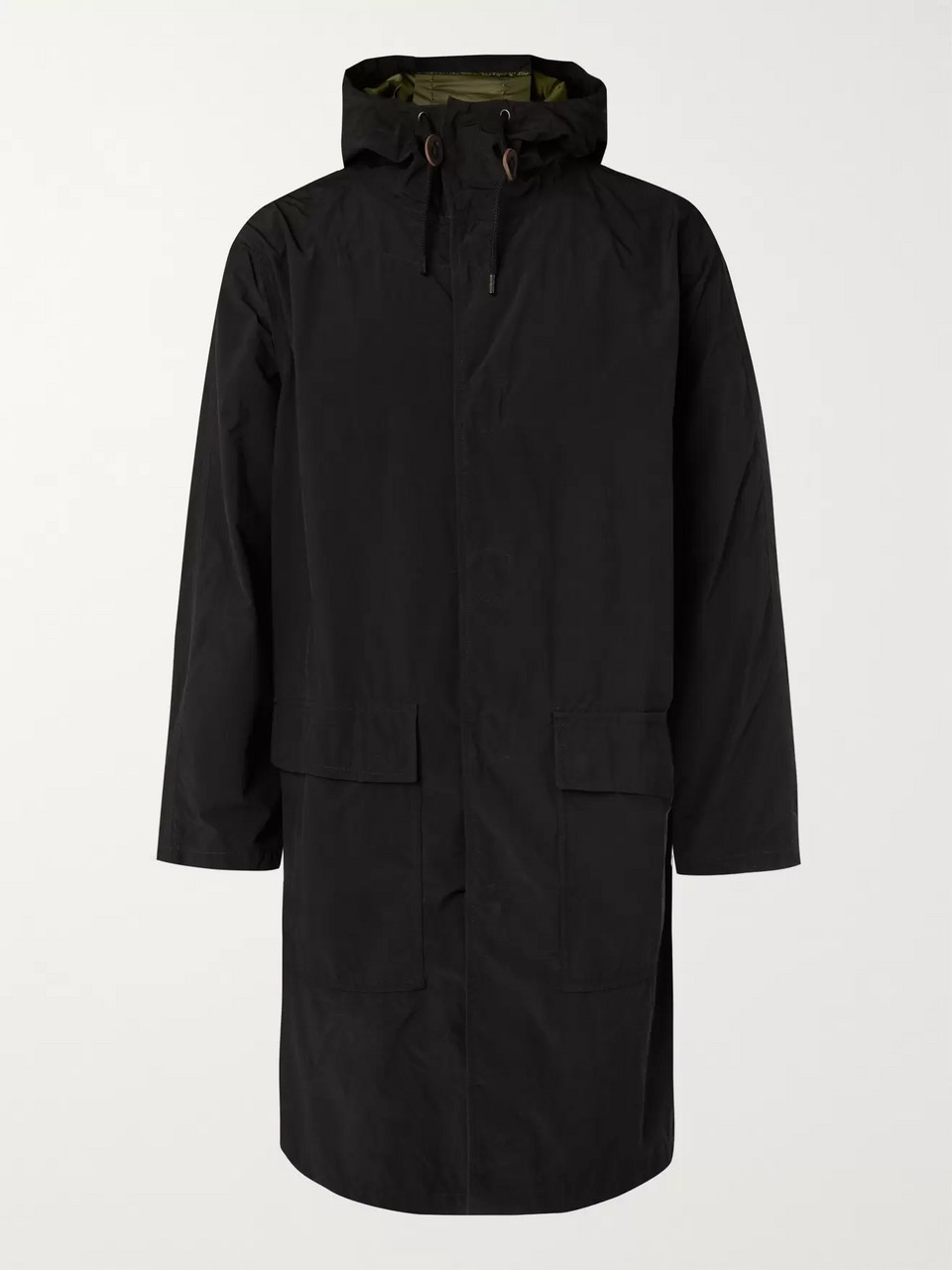Aspesi Tech-Shell Parka