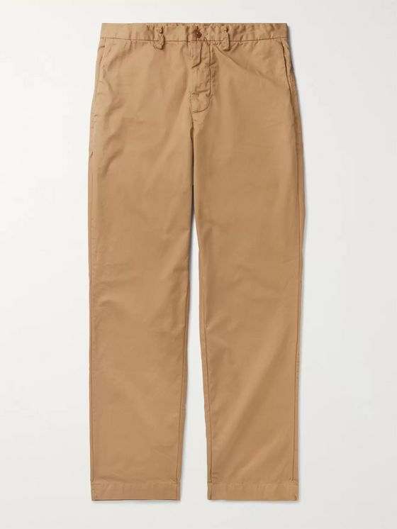 Save Khaki United Cotton-Twill Trousers