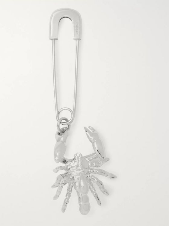 AMBUSH® Scorpion Sterling Silver Earring