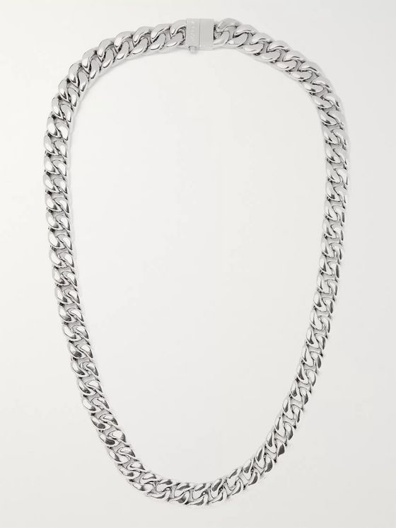 AMBUSH® Sterling Silver Necklace